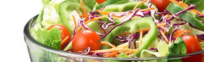 | Vorspeisen & Salate