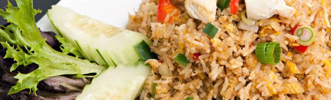 | Gebratener Reis